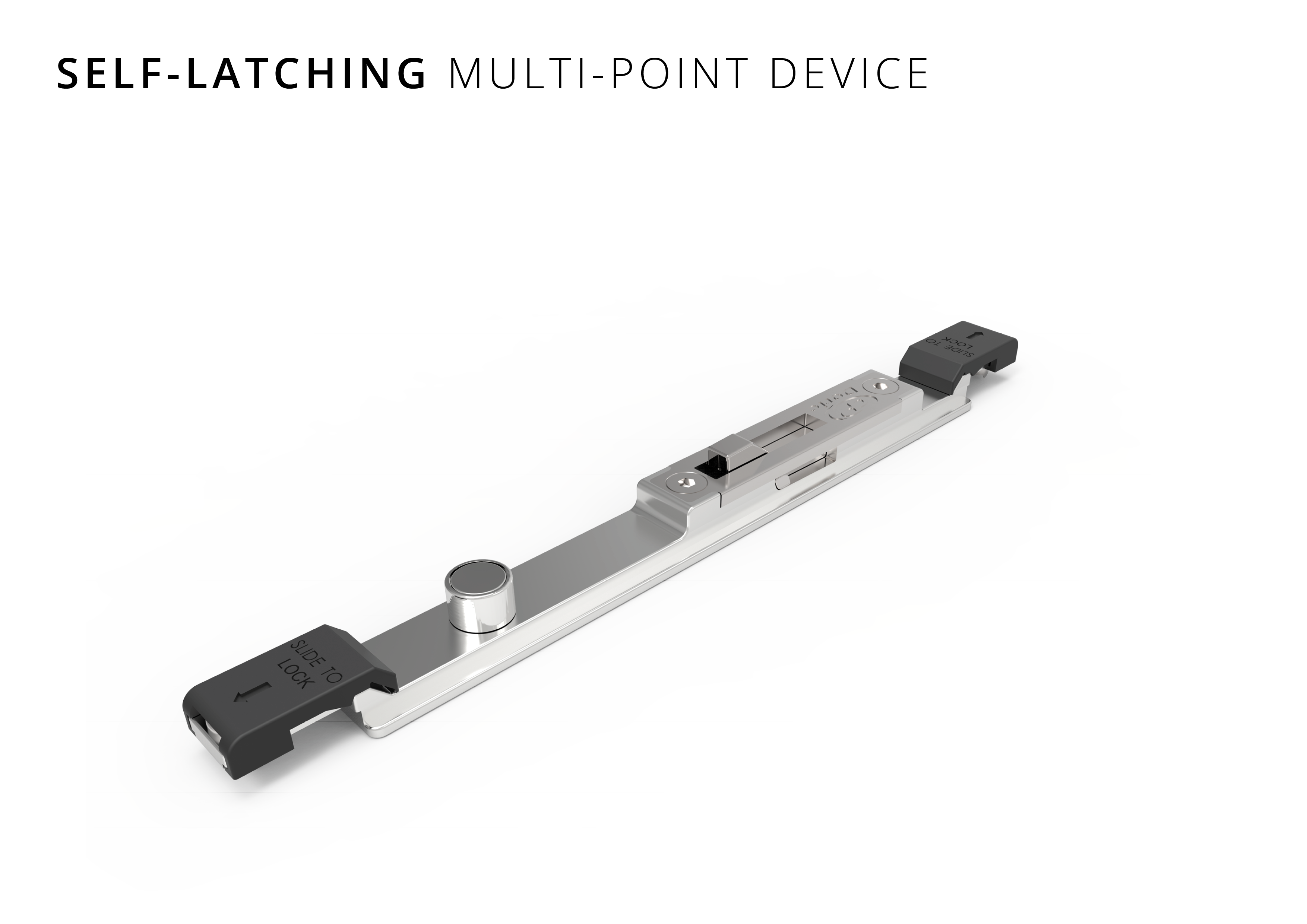 High Performance Self Latching Multipoint System | Doric